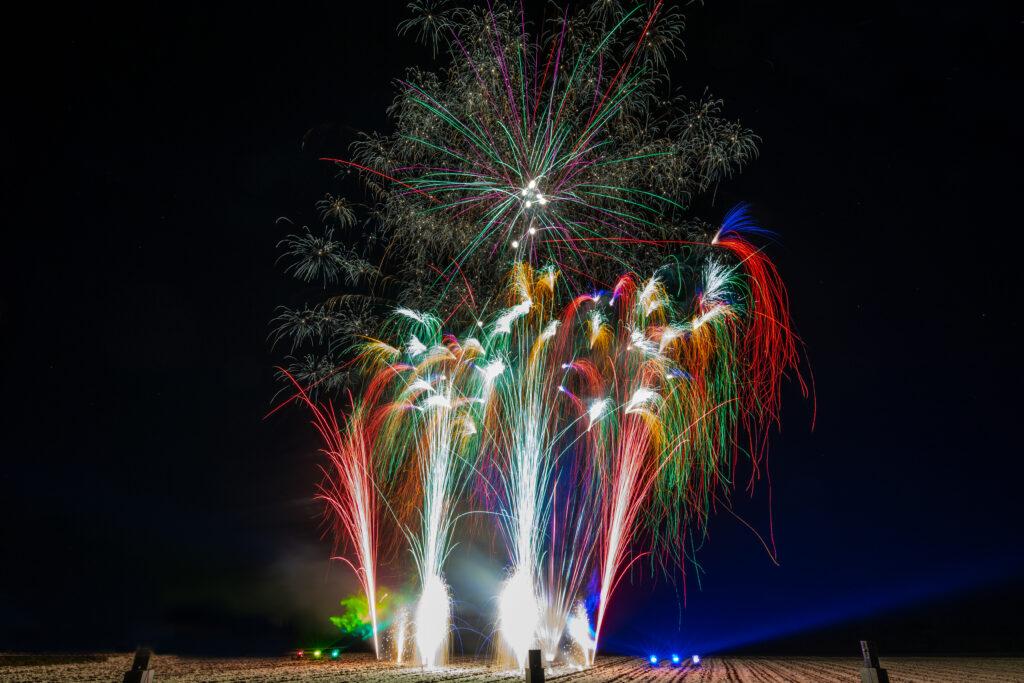 bauernsilvester feuerwerk 2019 6155